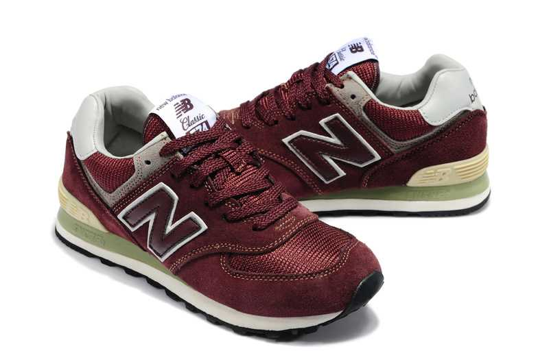 New Balance 574 Homme Solde