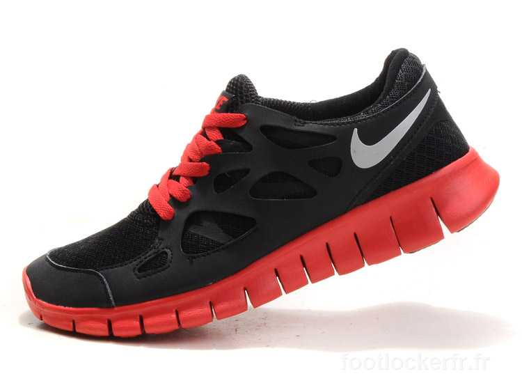 nike free run orange pas cher